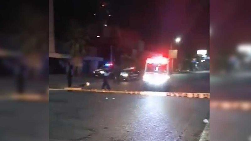 Ciudad Obregón: Muere un hombre en situación de calle al ser arrollado por auto