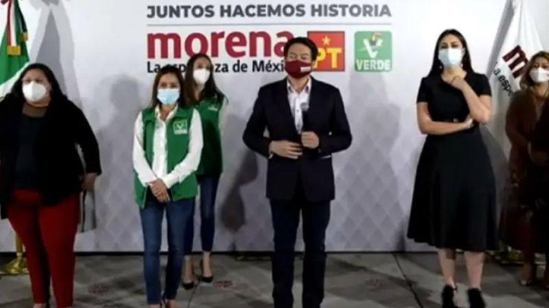 'Juntos hacemos historias': PT, Morena y PVEM forman alianza para elecciones 2021