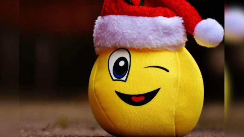 Los mensajes de Navidad pueden tener un toque único con estos emojis