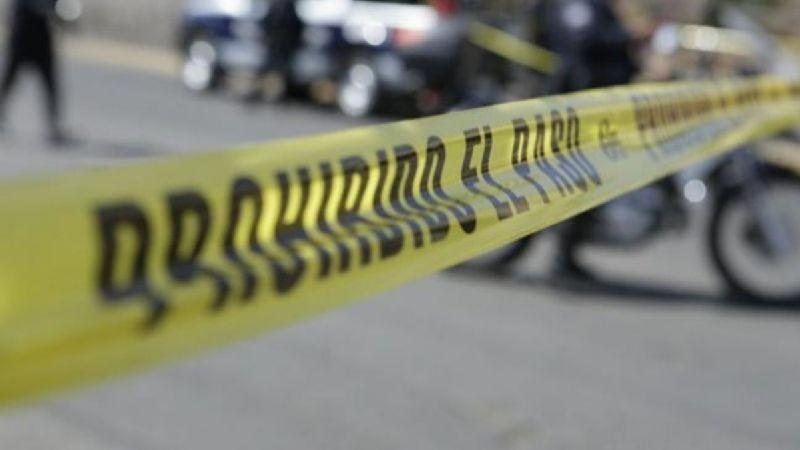 Tras se perseguido por varias cuadras, sicarios le arrebatan la vida a un joven
