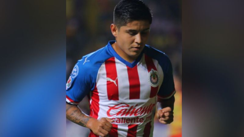 Este será el nuevo número 10 de Chivas tras la salida de 'Chofis' López