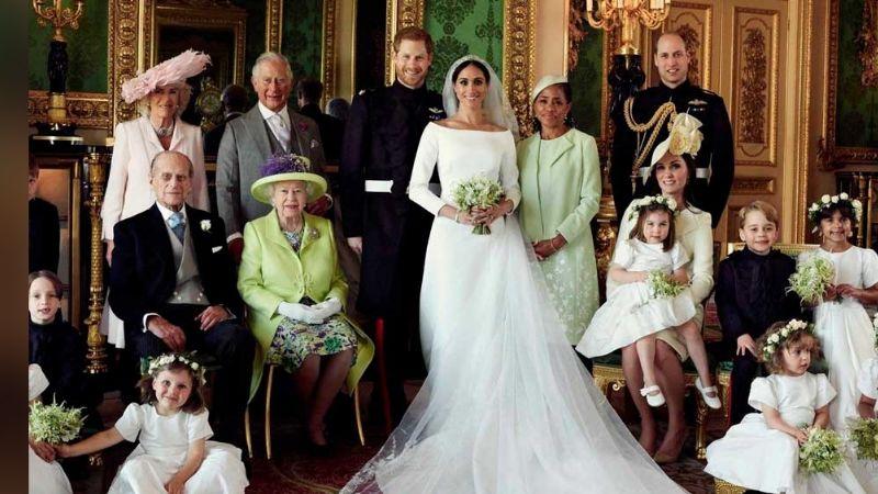 Reina Isabel II invita a Meghan Markle y al Príncipe Harry a su cumpleaños 95