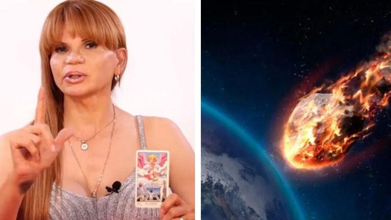 Mhoni Vidente predice caída de meteorito en la Tierra y revela dónde sucederá