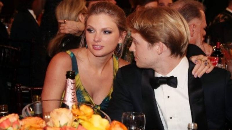 Fuertes rumores señalan que Taylor Swift y su novio Joe Alwyn se casaron en secreto