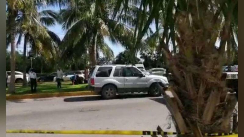 En vísperas de Navidad, mujer pierde la vida luego de que su auto volcara tras pender el control