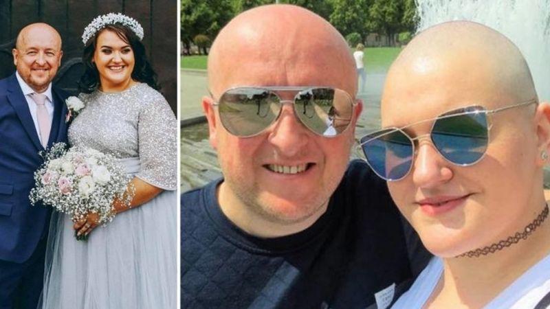 Una mujer fingió tener cáncer terminal; quería recaudar fondos para celebrar su boda