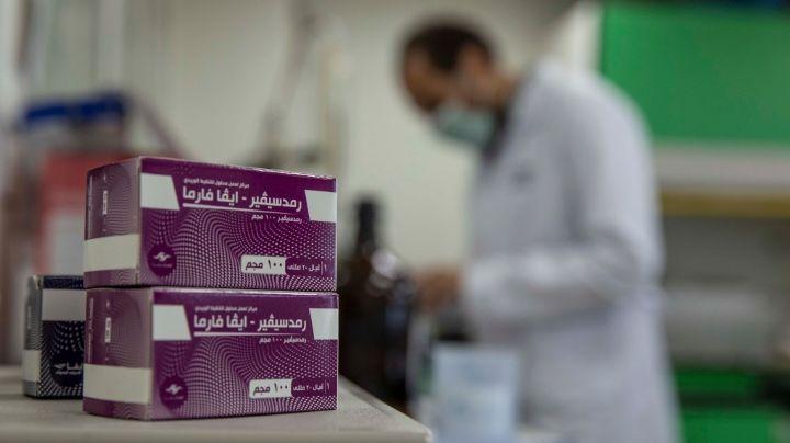 Al menos 7 pacientes Covid-19 mueren en voraz incendio de hospital en Egipto