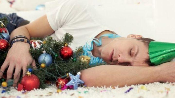 La resaca podría dejar de ser un problema en las fiestas decembrinas con estos remedios