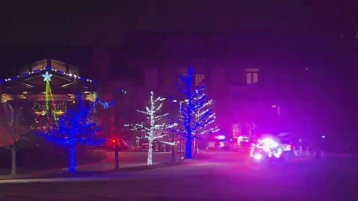 Violenta Navidad en Texas; la Policía investiga al posible tirador activo en un hotel