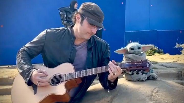 VIDEO: Baby Yoda vuelve a cautivar con su ternura y se hace viral bailando en redes