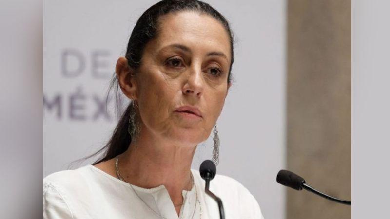 Claudia Sheinbaum reporta que solo quedan 414 camas para pacientes con Covid-19