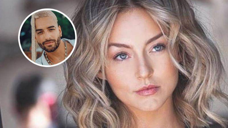 Angelique Boyer confiesa que se lanzará a la música, solo si Maluma se lo pide