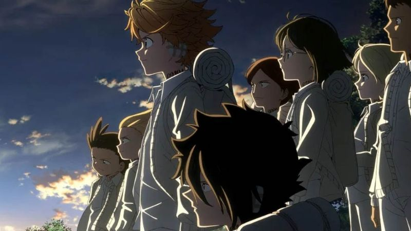 Creadores de 'The Promised Neverland' anuncian que el manga tendrá un 'one-shot'