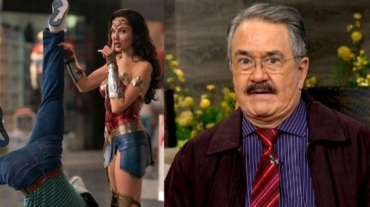 Pedro Solo no se tienta el corazón y destroza a Gal Gadot en 'Wonder Woman 1984'
