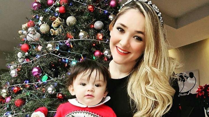 """Sherlyn presume las primeras palabras de su bebé de 6 meses: """"André dijo mamá"""""""