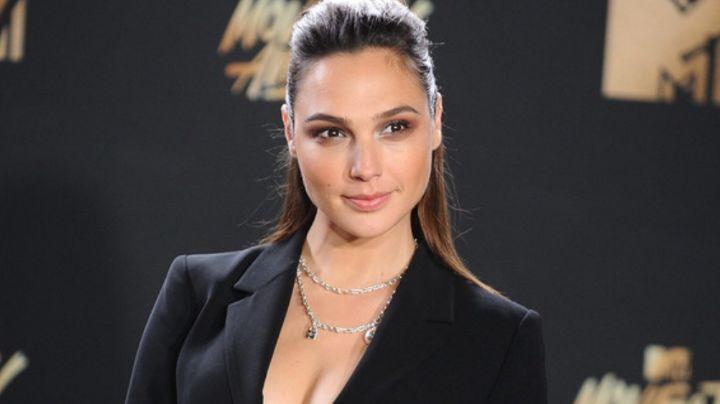 Gal Gadot habla sobre las participaciones que tuvieron su esposo e hijas en 'Wonder Woman'