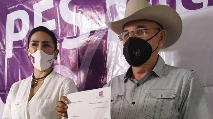Hipólito Mora, fundador de autodefensas, registra precandidatura por el gobierno de Michoacán