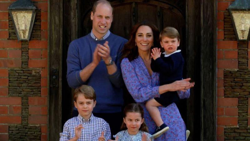 Príncipe William y Kate Middleton se unen a la Reina Isabel II y envían poderoso mensaje