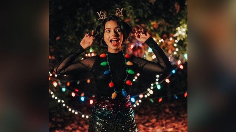Ángela Aguilar estremece a fans con impresionante interpretación de 'Last Christmas'