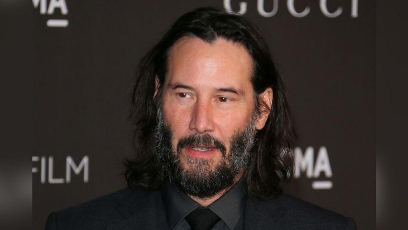 Keanu Reeves afirma que no se considera un buen modelo a seguir para sus fanáticos