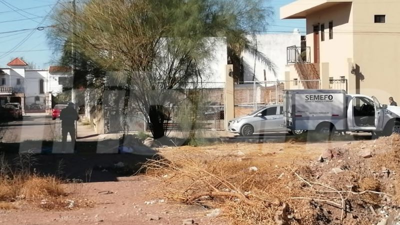 Ciudad Obregón: Encuentran a hombre con signos de tortura en la Villas del Nainari