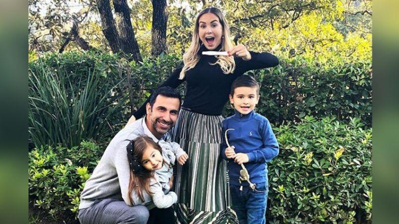 """Florencia de Saracho revela en Instagram el sexo de su bebé: """"Te esperamos con ansias"""""""