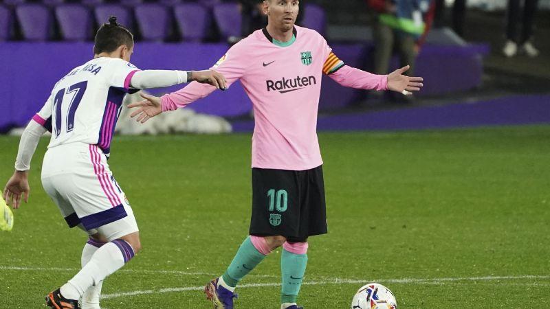 Barcelona consiente a Messi y le da más días de vacaciones