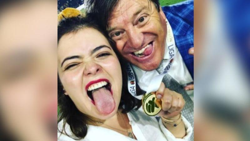 Tras ser despedido del América, 'El Piojo' Herrera presume que su hija se comprometió
