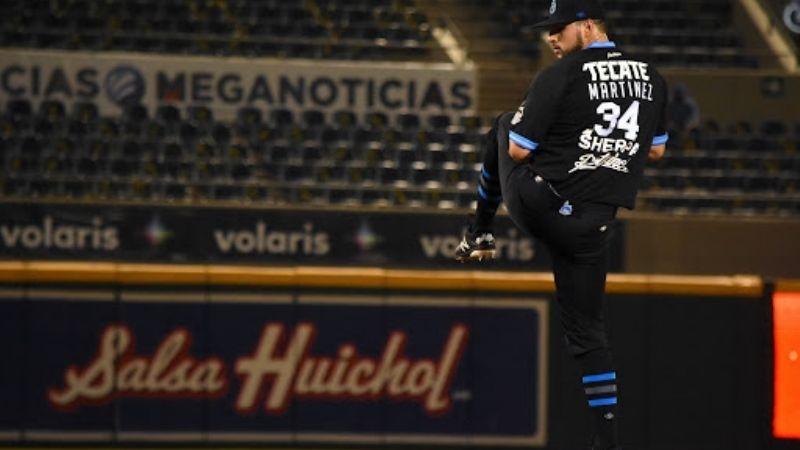 La Liga Arco Mexicana del Pacífico dio a conocer a los nominados al trofeo de Pitcher del año