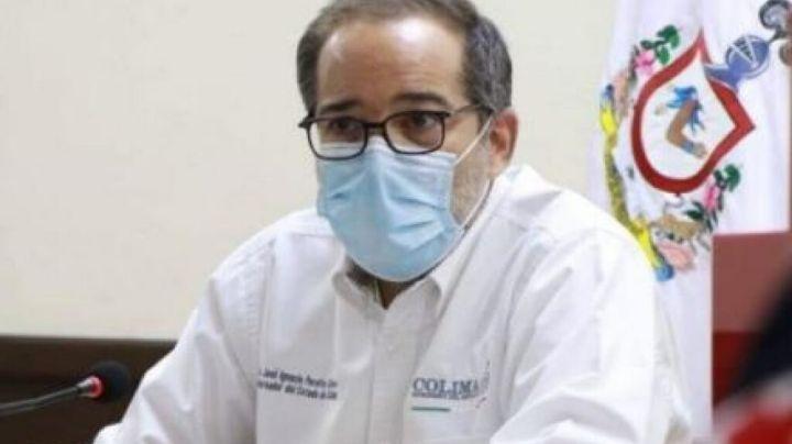 Gobernador de Colima, el décimo quinto mandatario que da positivo a Covid-19