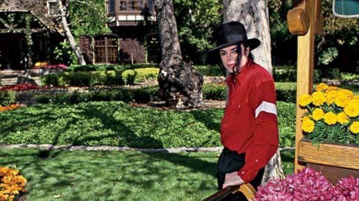 El famoso Rancho Neverland de Michael Jackson es vendido por un costo más bajo de lo esperado