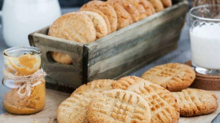 Deliciosa receta de galletas de vainilla perfecta para hacer con los más pequeños del hogar
