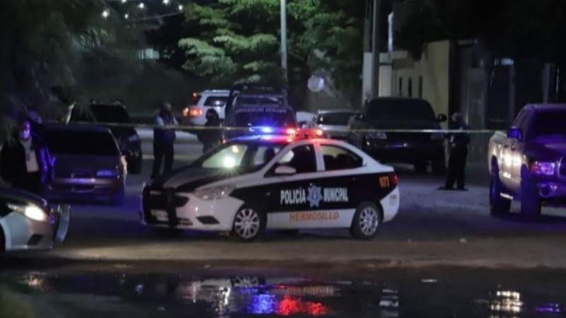 Fiesta en Hermosillo termina en ataque armado que cobró la vida de tres personas
