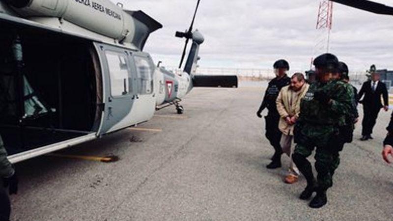 Cierran penal federal de Ciudad Juárez; de ahí extraditaron a 'El Chapo' Guzmán