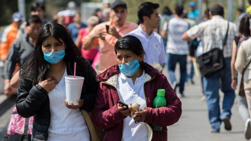 SSA: México supera más de 1.3 millones de contagios por Covid-19 y aumentan las defunciones