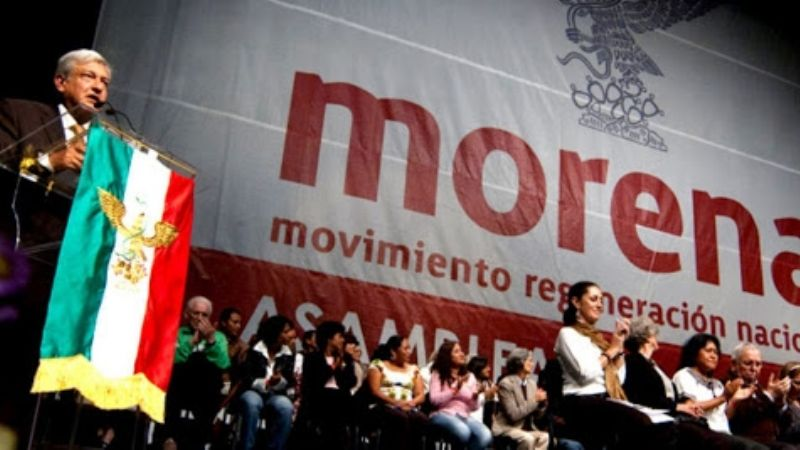 Conflictos en Morena mantienen disputas en las candidaturas de cuatro estados