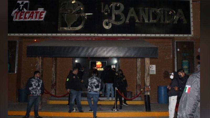 250 personas son dispersadas de un bar en Ecatepec por desobedecer la sana distancia