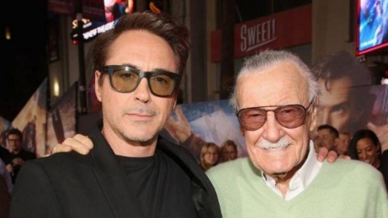 Robert Downey Jr. recuerda a Stan Lee con conmovedora publicación por su cumpleaños