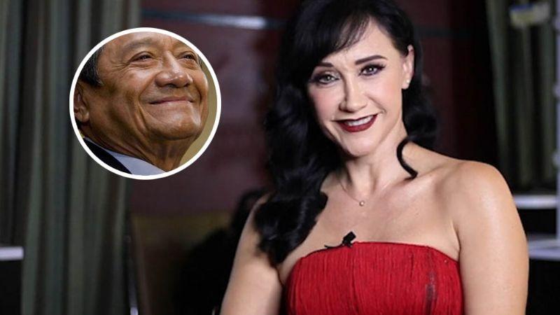 """""""Nos quedamos con ganas de la gira"""": Susana Zabaleta rompe en llanto por la muerte de Manzanero"""