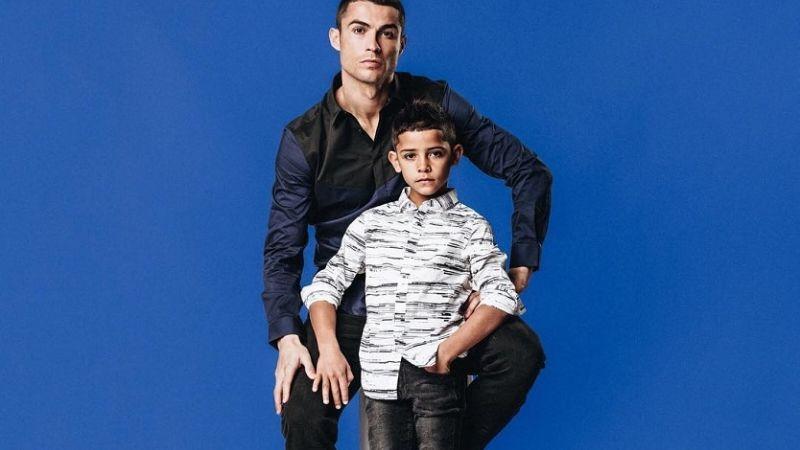 "Cristiano Ronaldo: ""Me irrita que mi hijo beba refresco y coma papitas"""