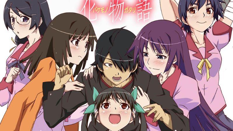 El famoso manga de 'Bakemonogatari' entrará en pausa para el siguiente mes de enero