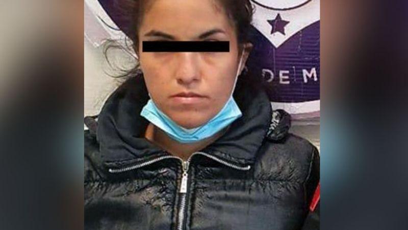 Fabiola 'N' es detenida por presuntamente haber asesinado a su hija de tres meses