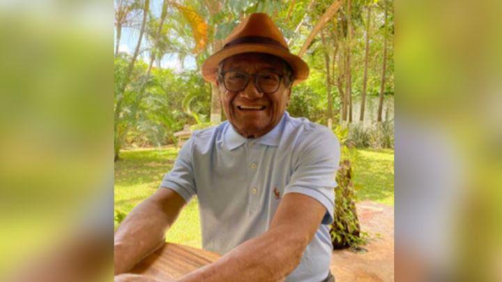 """""""No quería homenajes"""": Cenizas de Armando Manzanero llegan a Mérida para velorio """"privado"""""""