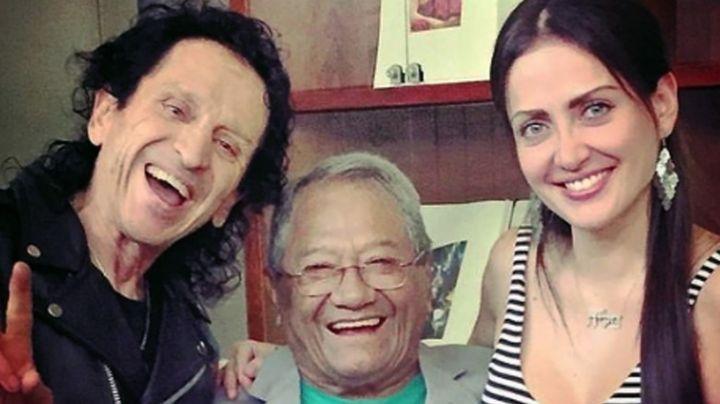 Celia Lora explota contra Alex Fernández por burlarse de la muerte de Armando Manzanero
