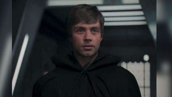 Retocan a 'Luke Skye Walker' con 'DeepFake' y el resultado es mejor que en 'The Mandalorian'