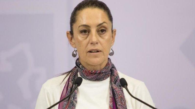 """Claudia Sheinbaum: """"El estado debe garantizar la vacunación universal y gratuita"""""""
