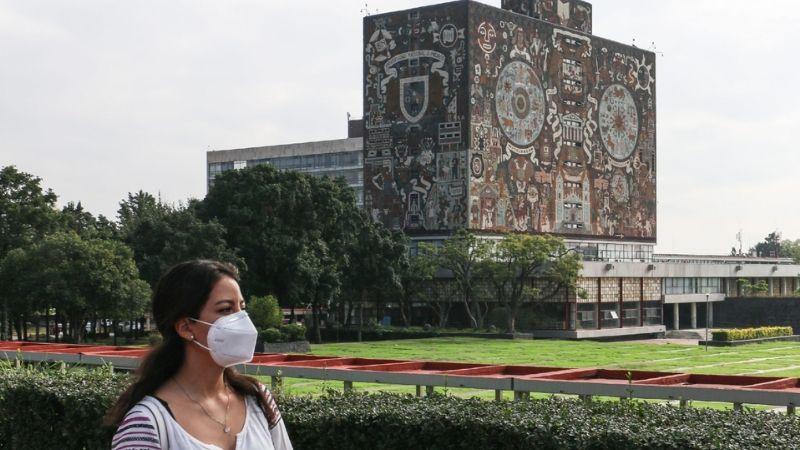 Por semáforo rojo, UNAM mantendrá actividades a distancia en CdMx y Edomex