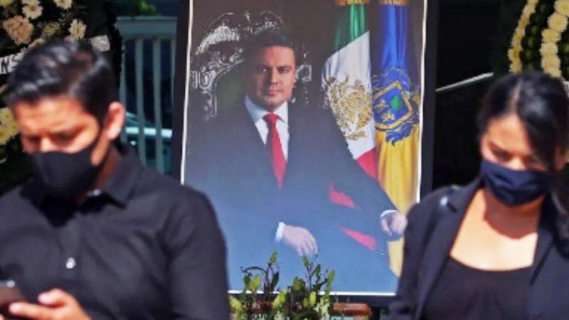Fiscalía de Jalisco vincula a proceso a implicado en el homicidio de Aristóteles Sandoval