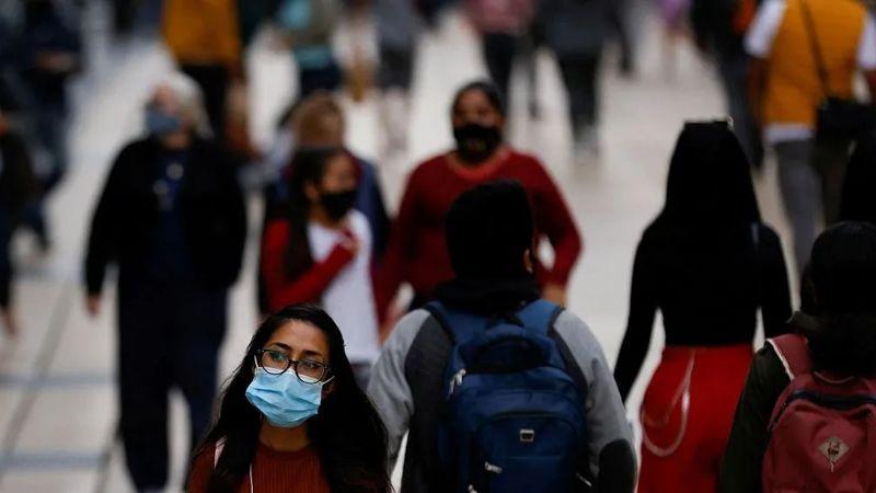 Coronavirus en México: Registran 123 mil 845 decesos y 1 millón 401 mil 529casos positivos