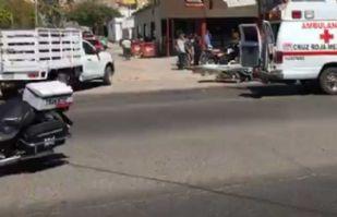 Joven Guaymense es atropellado por un conductor distraído